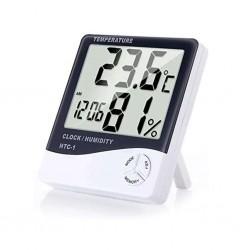 Dijital Termometre | Sıcaklık Ve Nem Ölçer |